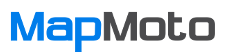 MapMoto Motocross Track Finder Logo